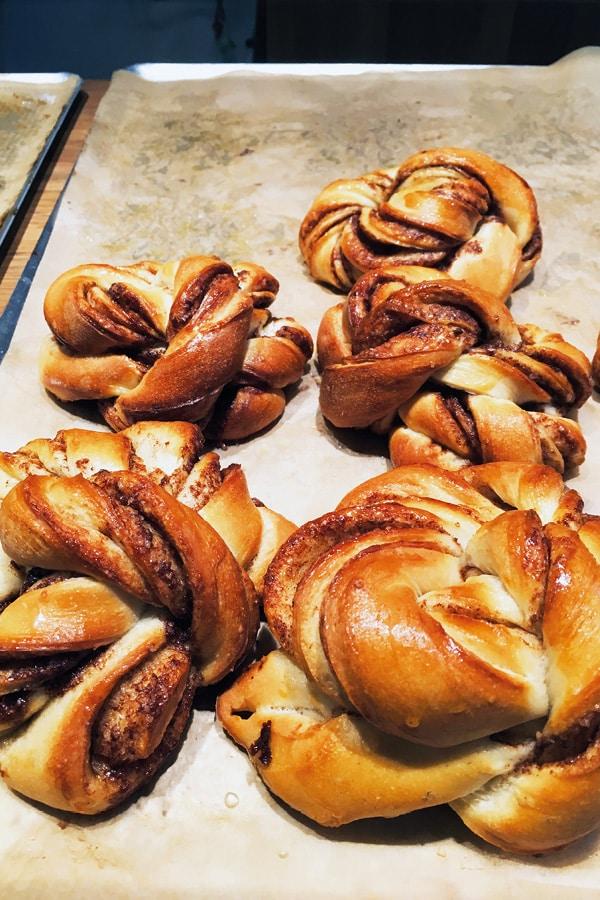 brioche cannelle circus bakery paris