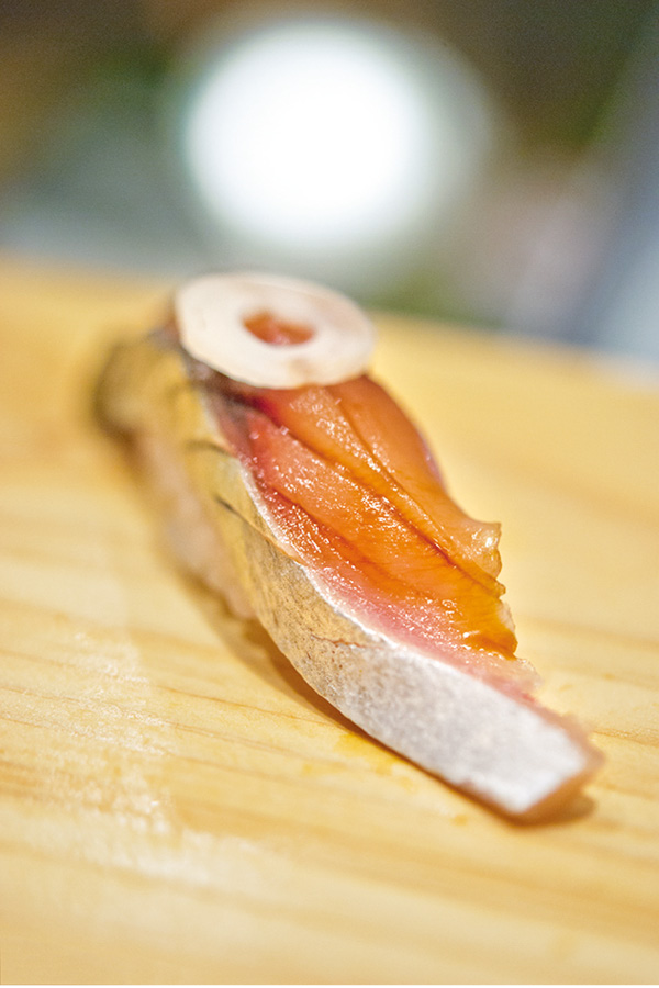 tokyo poisson cru