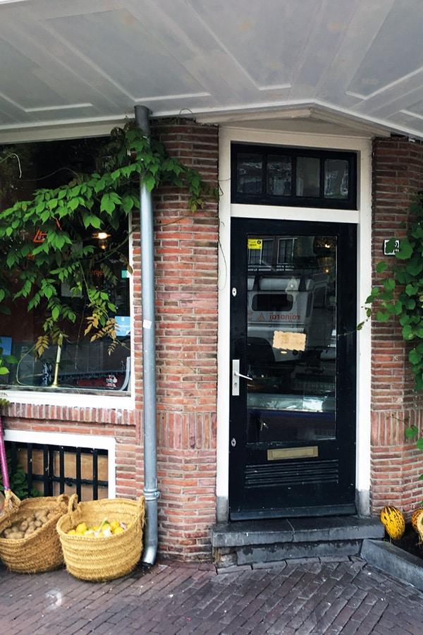 amsterdam rainarai traiteur restaurant