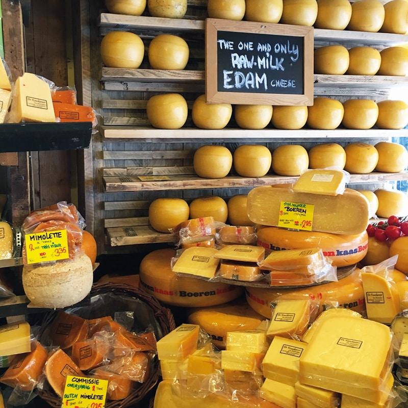 fromage gouda amsterdam edam de kaaskamer