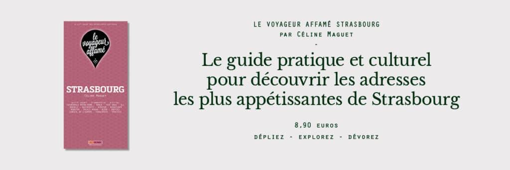 city-guide strasbourg gastronomie