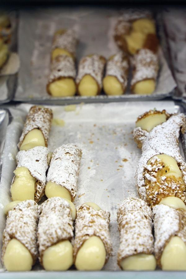 cannolis rome pâtisserie i dolci di nonna vincenza