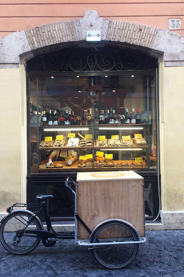 antico forno roscioli rome boulangerie