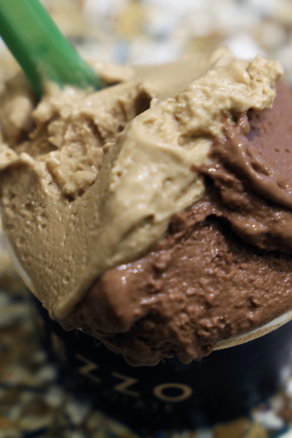 gelato artigianale grezzo rome