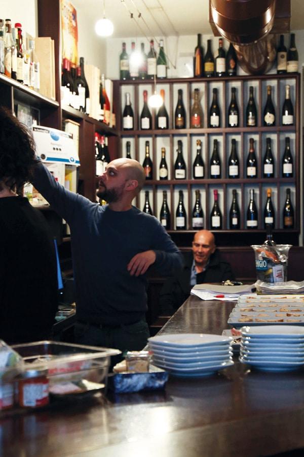 rome remigio champagne e vino vin