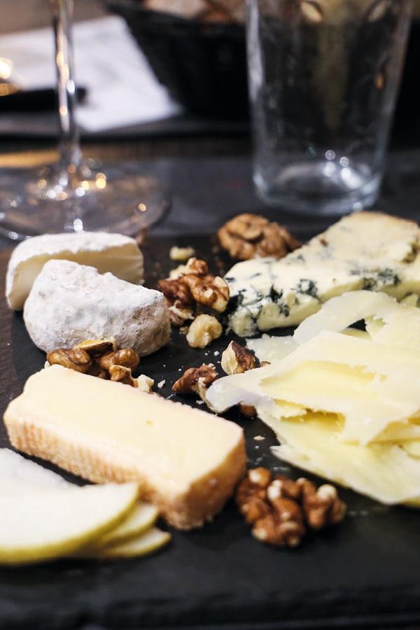 l'épicier grand cru strasbourg fromage planche