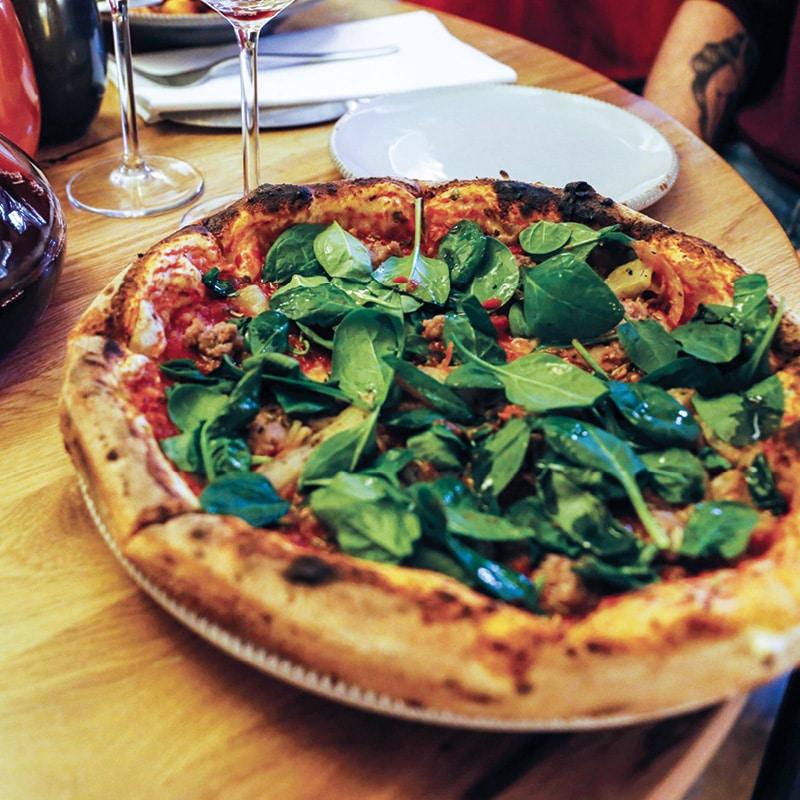 pizza cantina strasbourg restaurant italien