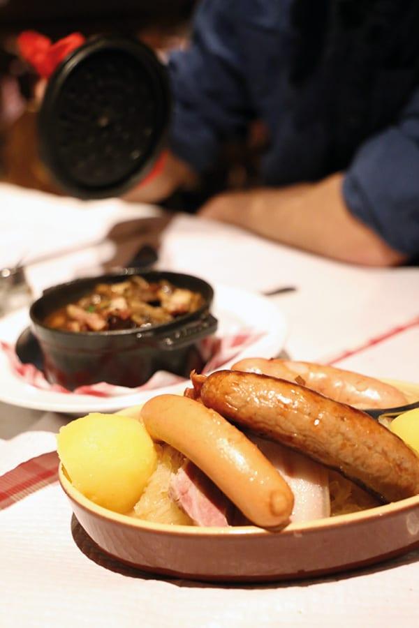 knack choucroute strasbourg cuisine alsace