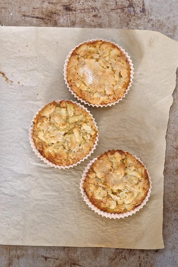 muffins avoine