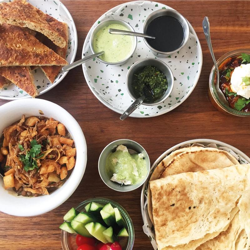 beyrouth cuisine mezze