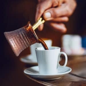 café arabe