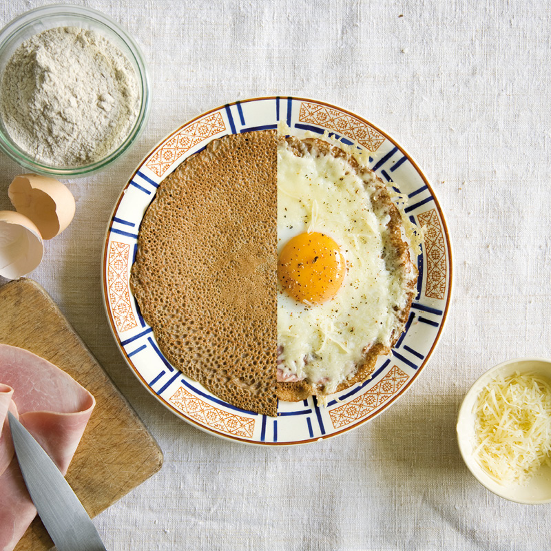 galette bretonne chandeleur