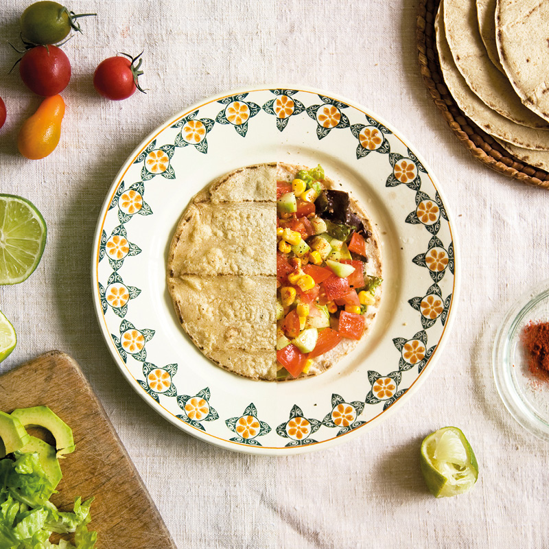 tortilla mexique chandeleur