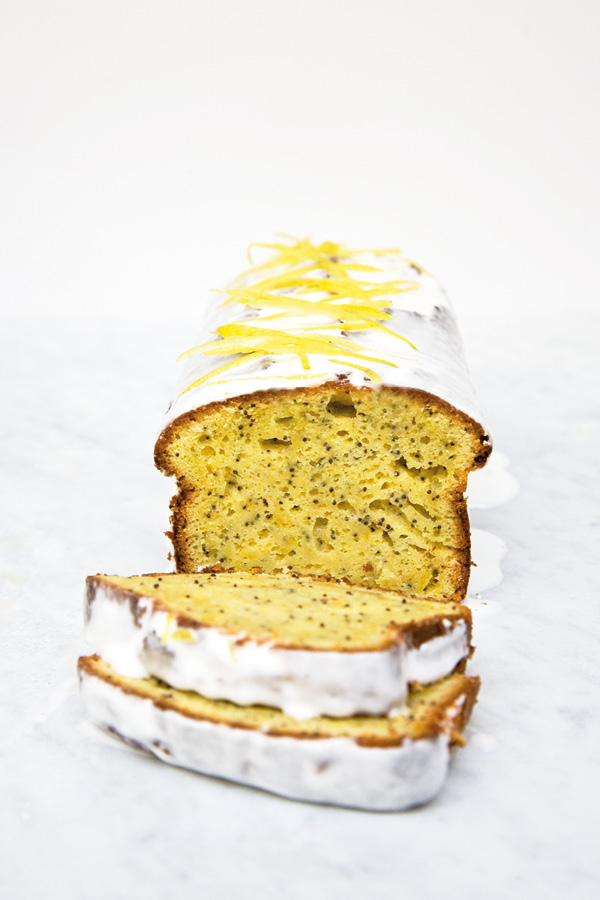cake citron pavot épeautre