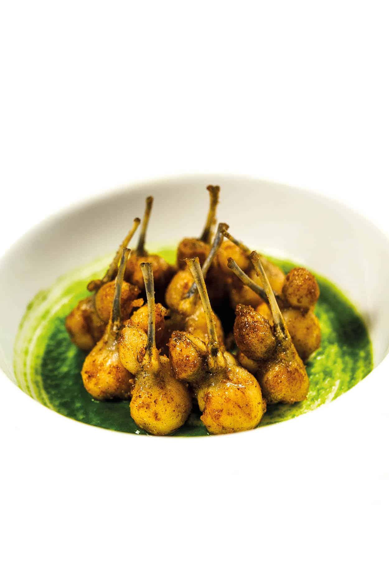 olivier nasti cuisses grenouilles