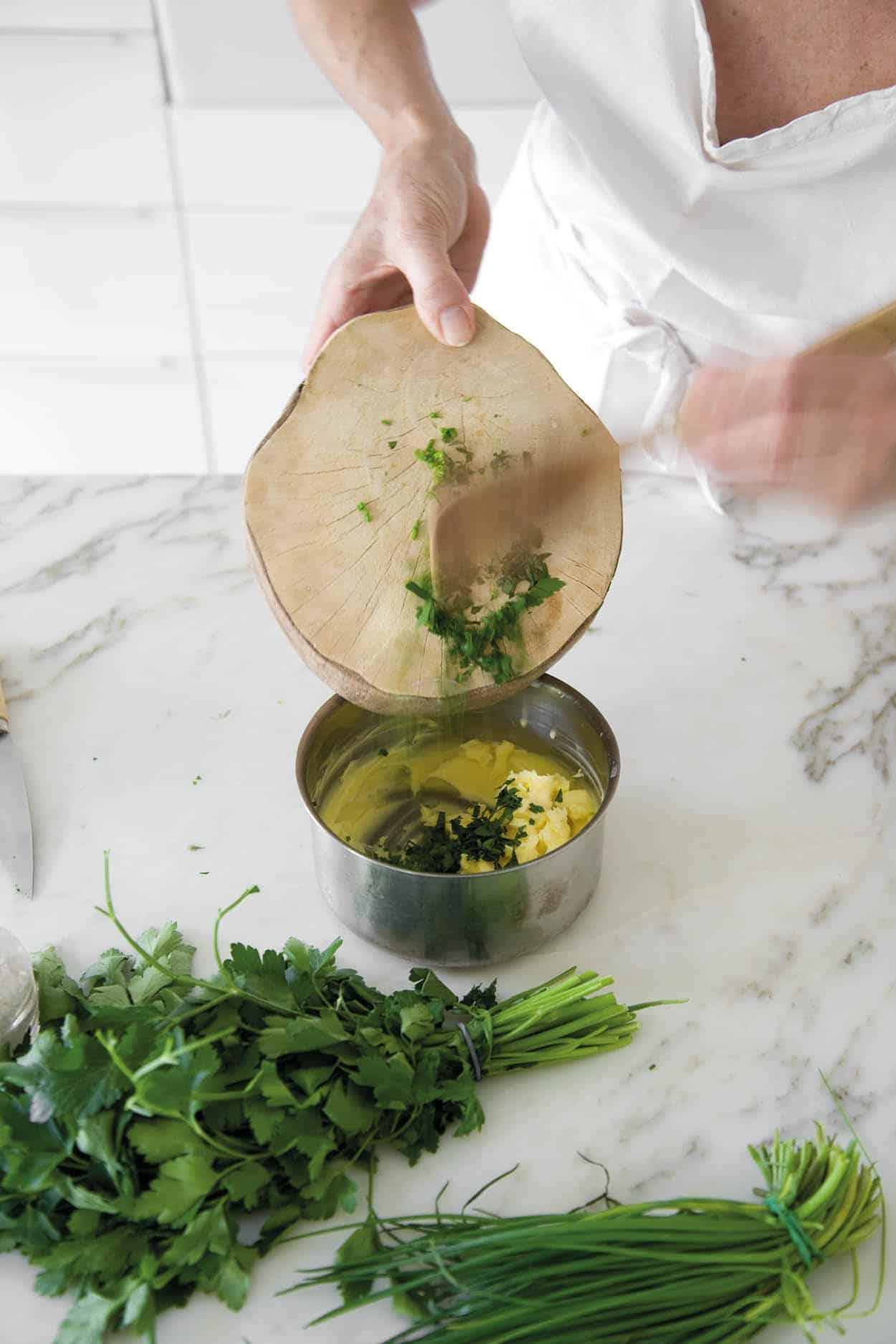 margarine maison recette
