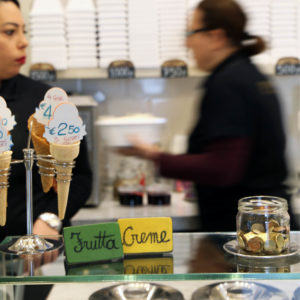rome glace
